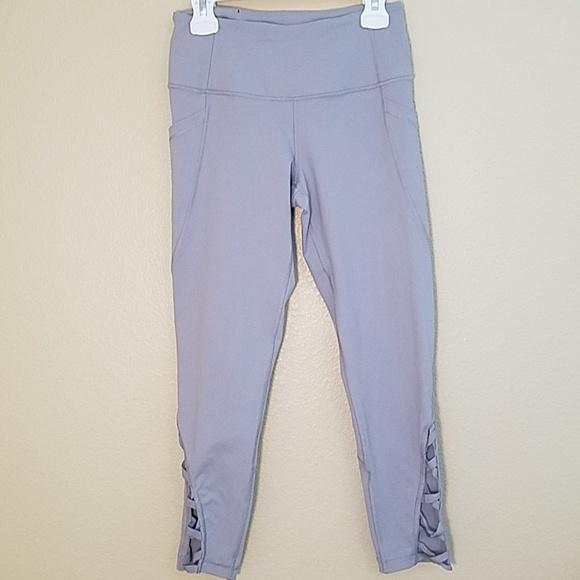 46363064a2328 Victoria Sport knockout Capri leggings